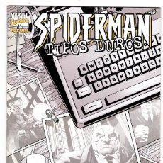 Cómics: SPIDERMAN. TIPOS DUROS, DE HOWARD MACKIE Y NORMAN FECHLE. Lote 98037519