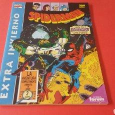 Cómics: SPIDERMAN EXTRA INVIERNO EN BUEN ESTADO FORUM. Lote 98039067