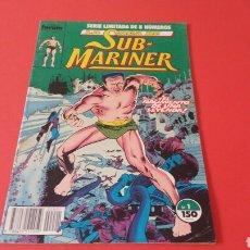 Cómics: LA SAGA DE SUB MARINER 1 COMICS FORUM. Lote 98045398