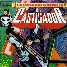 Cómics: EL CASTIGADOR VOL.1 Nº 1 - FORUM. THE PUNISHER.. Lote 98058363