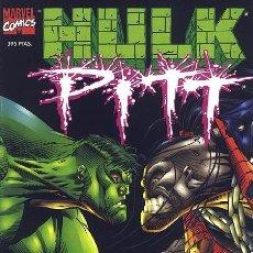 Cómics: HULK / PITT - ESPECIAL FORUM. LA MASA.. Lote 98058911