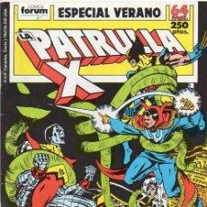 Cómics: LA PATRULLA-X ESPECIAL VERANO 1989 - FORUM. Lote 98058979