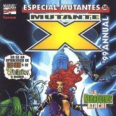 Cómics: ESPECIALES MUTANTES Nº 15 - FORUM. MUTANTE X.. Lote 98059223