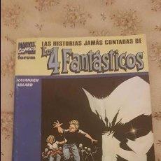 Cómics: LAS HISTORIAS JAMÁS CONTADAS DE LOS 4 FANTÁSTICOS: LOS STORMS - FORUM. Lote 147680180