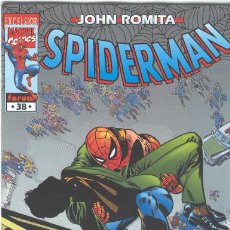 Cómics: SPIDERMAN . JOHN ROMITA. Nº 38. Lote 98112495