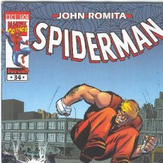 Cómics: SPIDERMAN . JOHN ROMITA. Nº 34. Lote 98112723