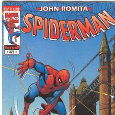 Cómics: SPIDERMAN . JOHN ROMITA. Nº 41. Lote 98113347