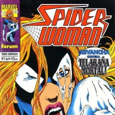 Cómics: SPIDER-WOMAN Nº 1 - FORUM. Lote 98116863