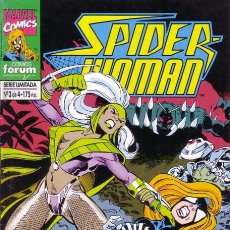 Cómics: SPIDER-WOMAN Nº 3 - FORUM. Lote 98117067