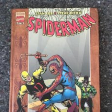 Cómics: SPIDERMAN DE STAN LEE Y STEVE DITKO - TOMO 2 DE 3 - BEST OF MARVEL ESSENTIALS. Lote 98119735