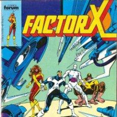 Cómics: FACTOR-X VOLUMEN 1 NÚMERO 27 CÓMICS FÓRUM MARVEL. Lote 98144695