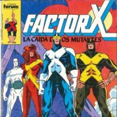 Cómics: FACTOR-X VOLUMEN 1 NÚMERO 25 CÓMICS FÓRUM MARVEL. Lote 98144855