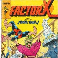 Cómics: FACTOR-X VOLUMEN 1 NÚMERO 12 CÓMICS FÓRUM MARVEL. Lote 98144975