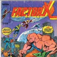 Cómics: FACTOR-X VOLUMEN 1 NÚMERO 7 CÓMICS FÓRUM MARVEL. Lote 98145059