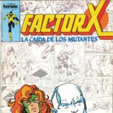 Cómics: FACTOR-X VOLUMEN 1 NÚMERO 24 CÓMICS FÓRUM MARVEL. Lote 98145287
