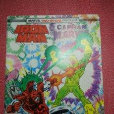 Cómics: IRON MAN/CAPITÁN MARVEL. Nº 51. FORUM. Lote 98171471