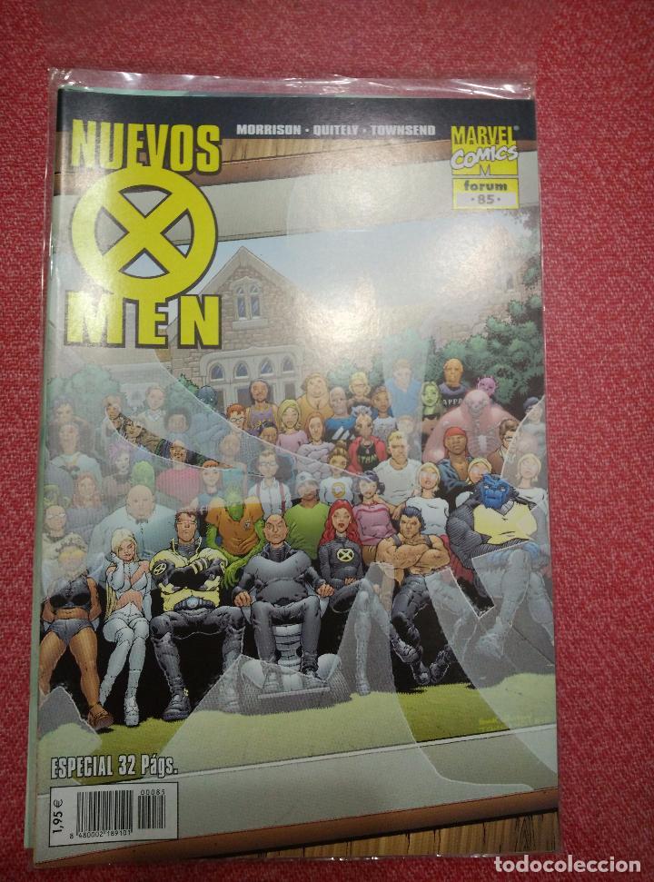 X-MEN. VOL 2. Nº 85. FORUM (Tebeos y Comics - Forum - X-Men)