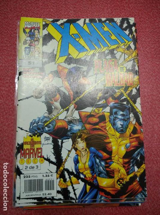 X-MEN. VOL 2. Nº 51. FORUM (Tebeos y Comics - Forum - X-Men)