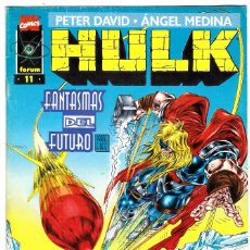 Cómics: HULK 11 VOL 2 FORUM. Lote 98177371