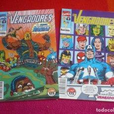 Cómics: LOS VENGADORES VOL. 1 NºS 116 Y 117 ( LARRY HAMA PAUL RYAN ) ¡MUY BUEN ESTADO! MARVEL FORUM. Lote 98183319