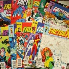 Cómics: FACTOR-X VOL.1 Nº 24 AL 33 (10 NÚMEROS SEGUIDOS) 24, 25, 26, 27, 28, 29, 30, 31, 32, 33 (FORUM). Lote 98205907