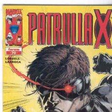 Cómics: LA PATRULLA X. VOLUMEN 2. Nº 70. Lote 98228235