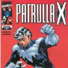 Cómics: LA PATRULLA X. VOLUMEN 2. Nº 71. Lote 98228647
