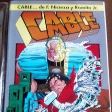 Cómics: CABLE SANGRE Y METAL AÑO 1993. Lote 98314171