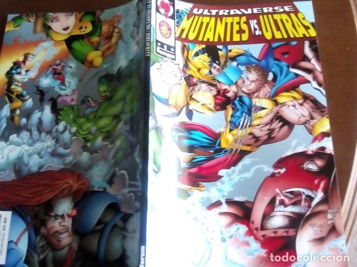 Cómics: MUTANTES VS ULTRAS AÑO 1996 - Foto 3 - 98343035