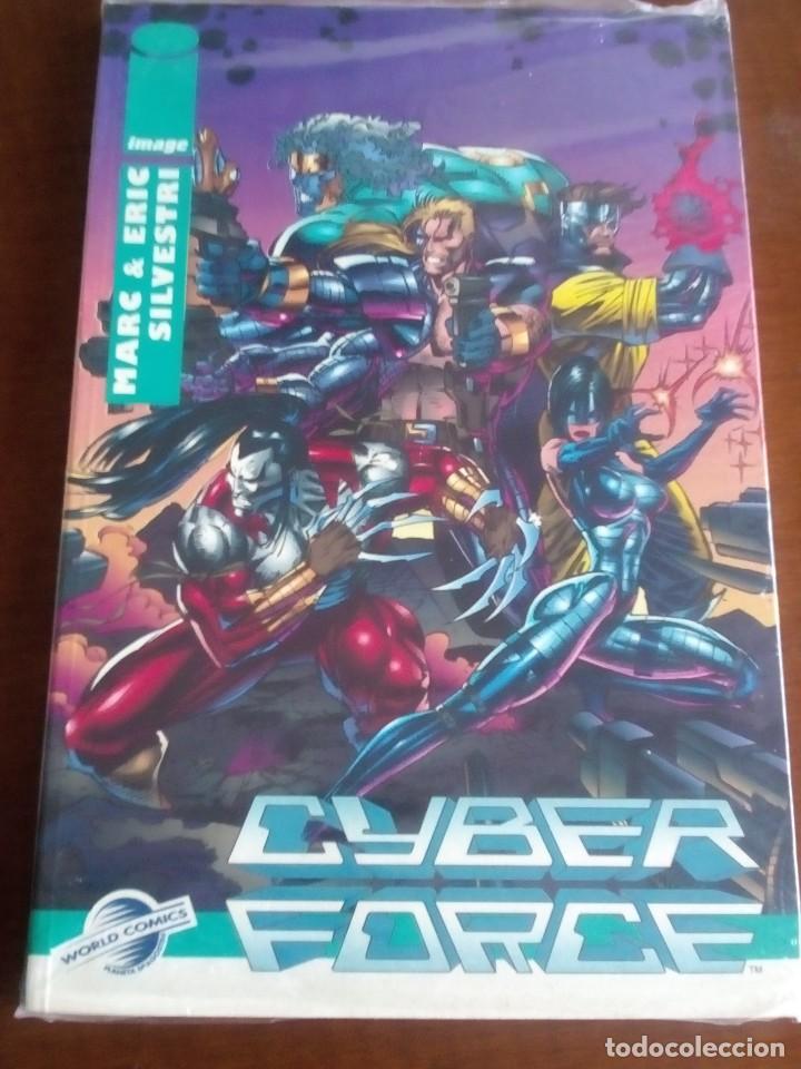 CIBER FORCE LIBRO (Tebeos y Comics - Forum - Prestiges y Tomos)