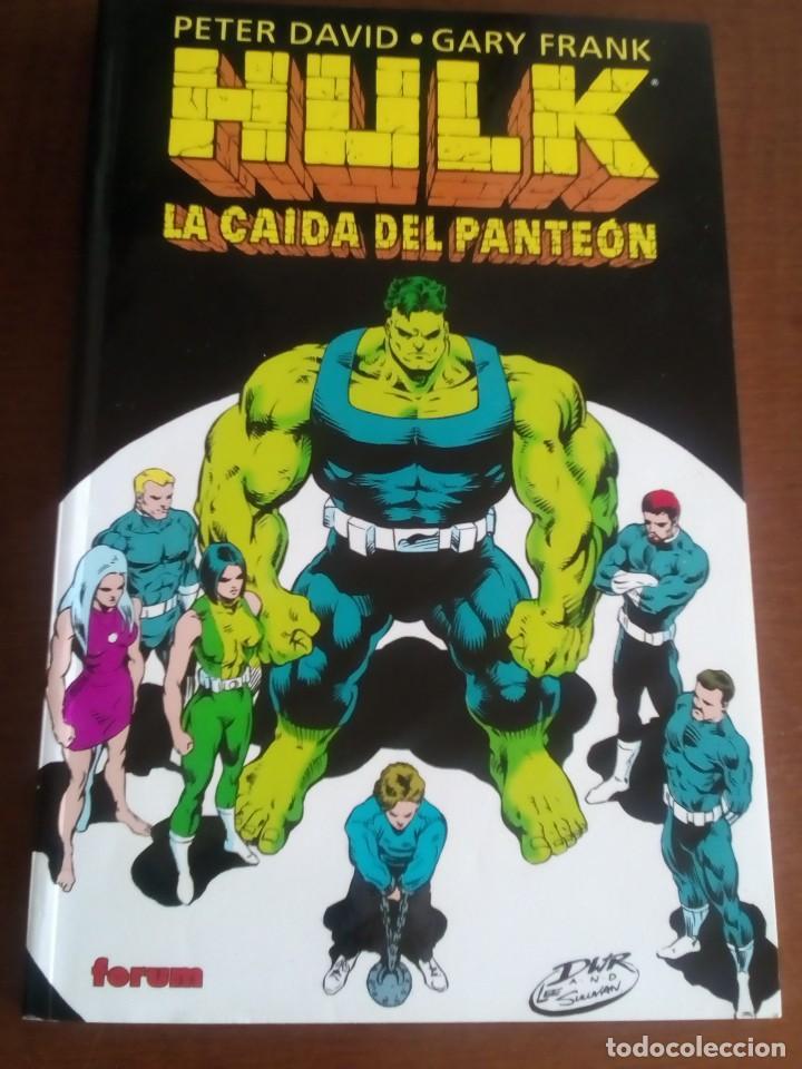 HULK AÑO 1996 TOMO (Tebeos y Comics - Forum - Prestiges y Tomos)