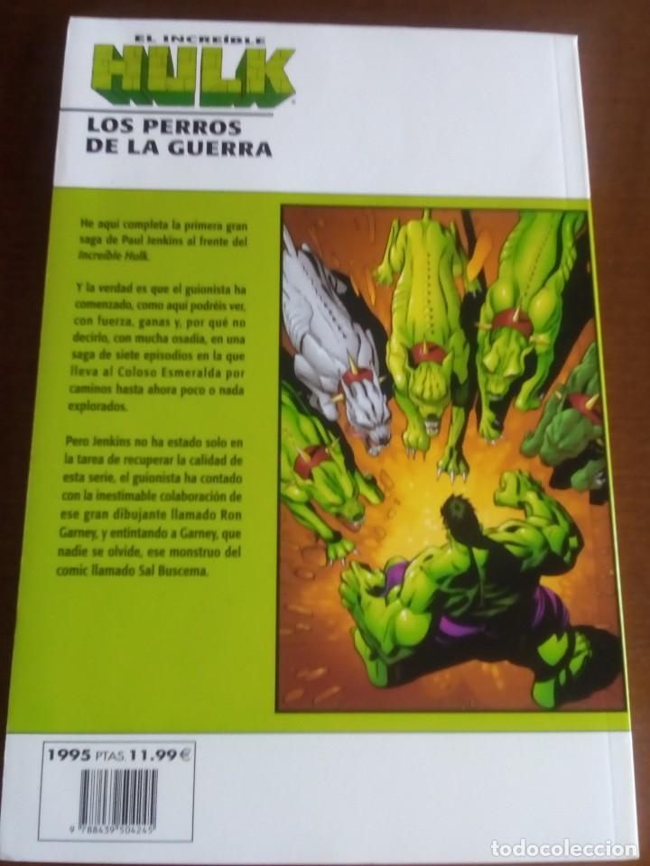 Cómics: HULK AÑO 2000 - Foto 2 - 98360607