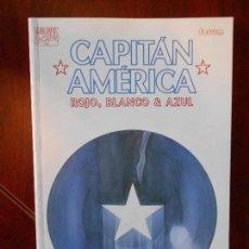 Cómics: CAPITAN AMERICA - ROJO,BLANCO & AZUL - MARVEL COMICS - FORUM (7H). Lote 98361215
