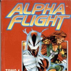 Cómics: ALPHA FLIGHT. TOMO 1. Nº 1 AL 5. (FORUM). Lote 98362923