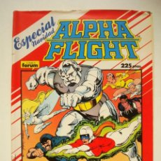Cómics: ALPHA FLIGHT VOL. 1 ESPECIAL NAVIDAD (FORUM). Lote 98375143