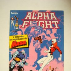 Cómics: ALPHA FLIGHT VOL. 1 Nº 31 (FORUM). Lote 98375231