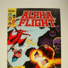 Cómics: ALPHA FLIGHT VOL. 1 Nº 30 (FORUM). Lote 98375263