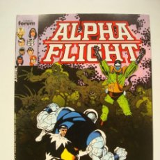 Cómics: ALPHA FLIGHT VOL. 1 Nº 29 (FORUM). Lote 98375299