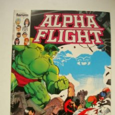 Cómics: ALPHA FLIGHT VOL. 1 Nº 28 (FORUM). Lote 98375335