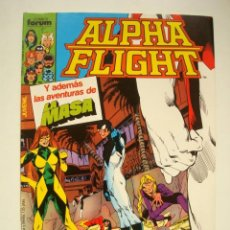 Cómics: ALPHA FLIGHT VOL. 1 Nº 25 (FORUM). Lote 98375427
