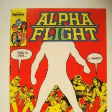 Cómics: ALPHA FLIGHT VOL. 1 Nº 21 (FORUM). Lote 98375451