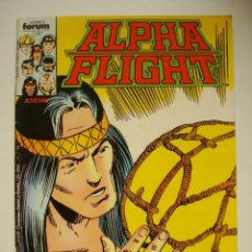 Cómics: ALPHA FLIGHT VOL. 1 Nº 20 (FORUM). Lote 98375491