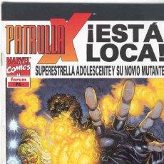Cómics: LA PATRULLA X. VOLUMEN 2. Nº 76. Lote 98391915