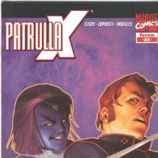 Cómics: LA PATRULLA X. VOLUMEN 2. Nº 85. Lote 98392151