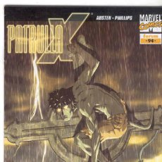 Cómics: LA PATRULLA X. VOLUMEN 2. Nº 94. Lote 98392707