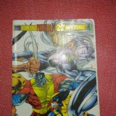 Comics: PATRULLA X. ESPECIAL 20 ANIVERSARIO. FORUM. Lote 98413959