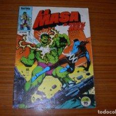Cómics: LA MASA Nº 32 EDITA FORUM . Lote 98428403