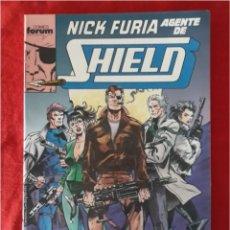 Cómics: COMICS NICK FURIA AGENTE DE SHIELD N° 1. Lote 98495167