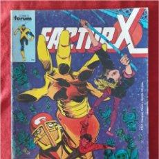 Cómics: COMICS FACTOR X N° 20. Lote 98495948