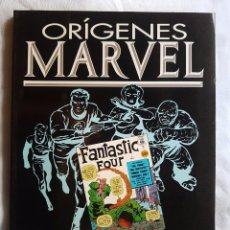 Cómics: ORIGENES MARVEL - THE FANTASTIC FOUR - LOS 4 FANTASTICOS. Lote 98517231